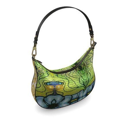 #ninibing34 Satteltasche Schulter Tasche