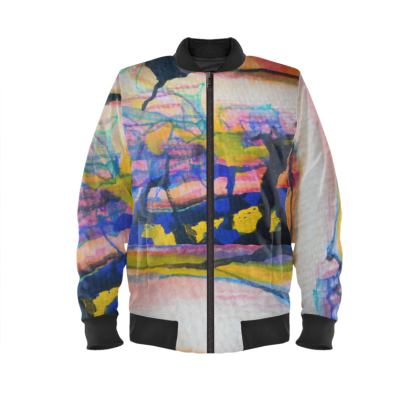 Lovers I-Ladies Bomber Jacket II