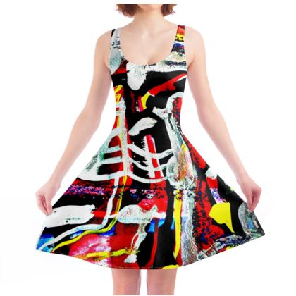 Funky Pop-Skater Dress I