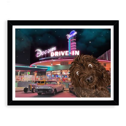 DOODLES DRIVE-IN CHOCOLATE