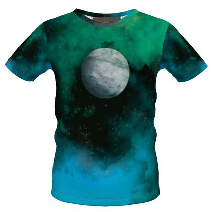 Boys Premium T-Shirt - Lonely Planet