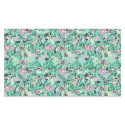 The Secret Garden - Mint  Sarong