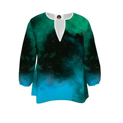 Womens Blouse - Lonely Planet