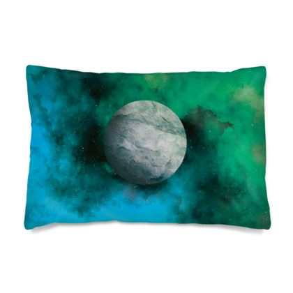 Silk Pillow Case - Lonely Planet