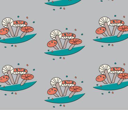 Mushrrom Mid Century Modern Occasional Chair