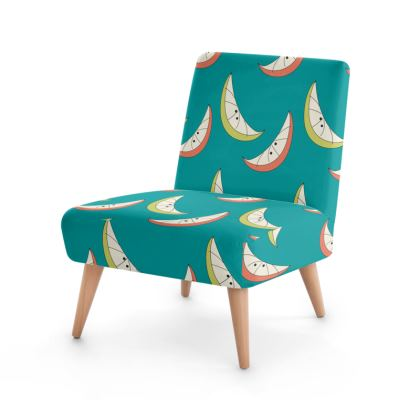 Citrus Mid Century Modern Occasional Chair