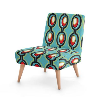 Toyash Mid Century Modern Occasional Chair