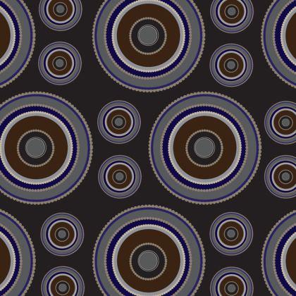 Orbit Deco Occasional Chair
