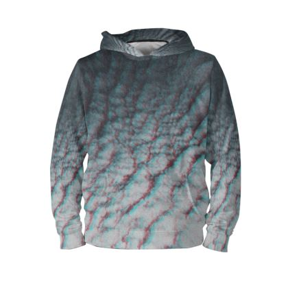 "Hoodie ""Clouds in Aspic"""