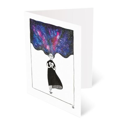 We are made of Stars - A6 Greetings card Packs