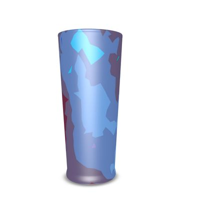 Pint Glass - Abstract Colours