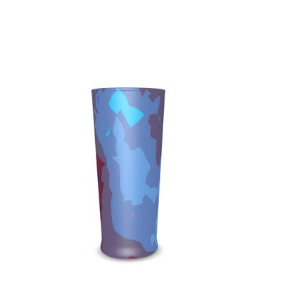 Half Pint Glass - Abstract Colours