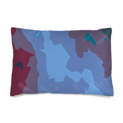Silk Pillow Cases Sizes - Abstract Colours