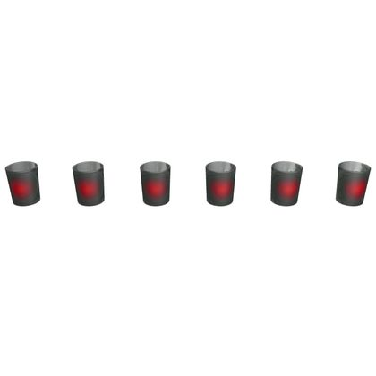 Round Shot Glass 6 Set - Android Nucleus