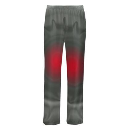 Mens Silk Pyjama Bottoms - Android Nucleus