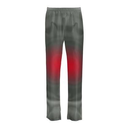 Ladies Silk Pyjama Bottoms - Android Nucleus