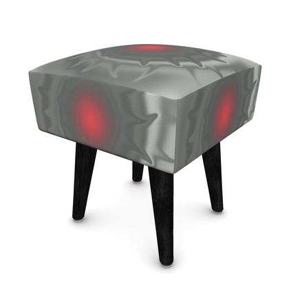 Square Footstool - Android Nucleus