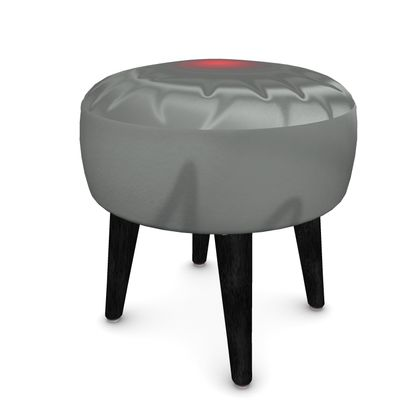 Round Footstool - Android Nucleus
