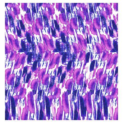 Violet Medusa Ladies T Shirt
