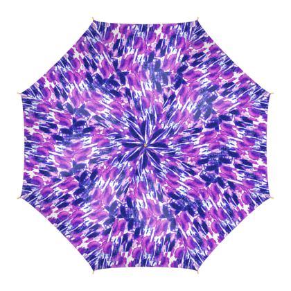 Violet Medusa Umbrella