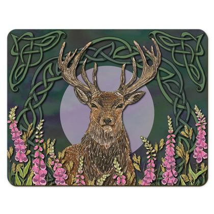 Celtic Stag Placemat