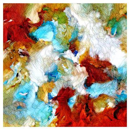 Cirque by bluRaven Zip Top Handbag