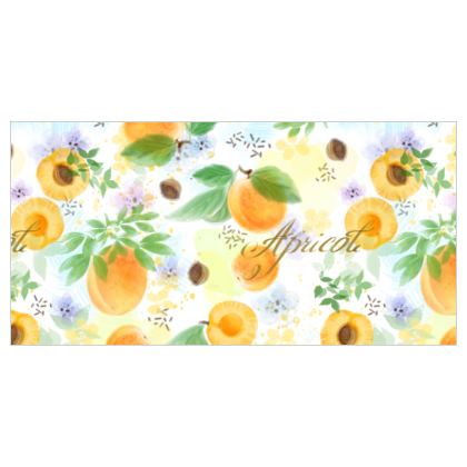 Little sun - Roller Blinds - fruit design, apricots, sunny, orchard, yellow, bright, natural food, garden, hand-drawn floral, summer gift - design by Tiana Lofd