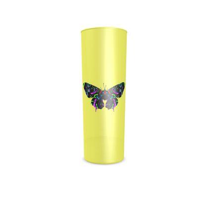 Hi Ball Glass - Butterfly