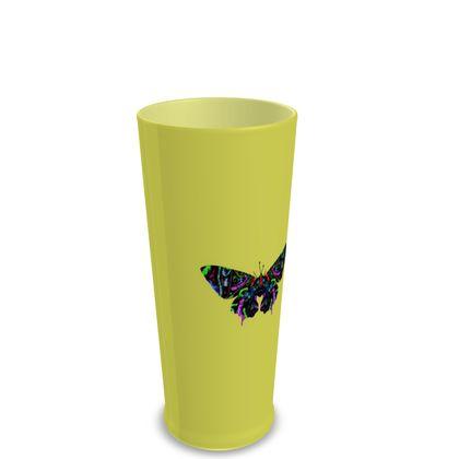 Pint Glass - Butterfly