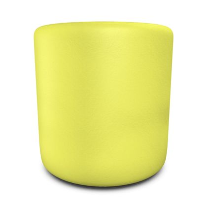 Round Pouffe - Butterfly