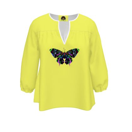 Blouse - Butterfly