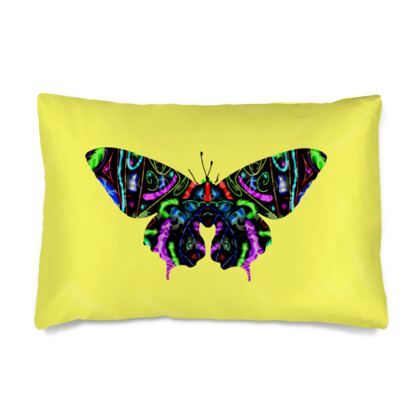 Silk Pillow Cases Sizes - Butterfly