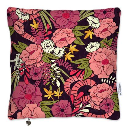 Pillows Set - Jungle Floral