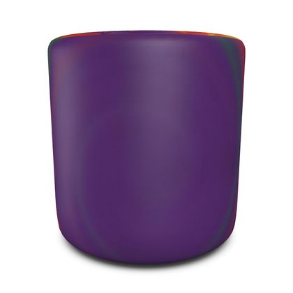 Round Pouffe - Colourful Spiked Ball