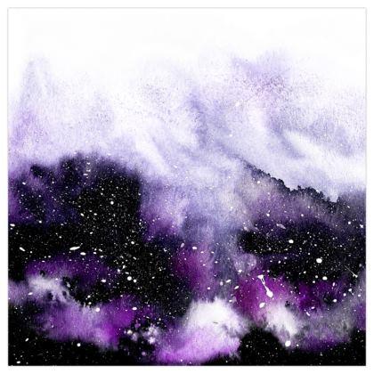 Oceanic Violet Art Prints