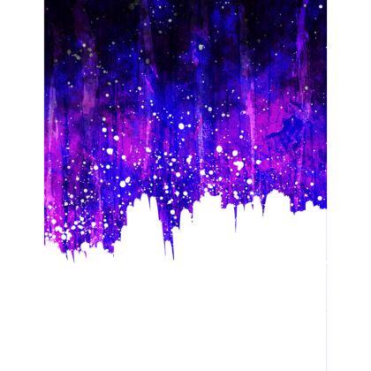 Hoodie - Purple Space