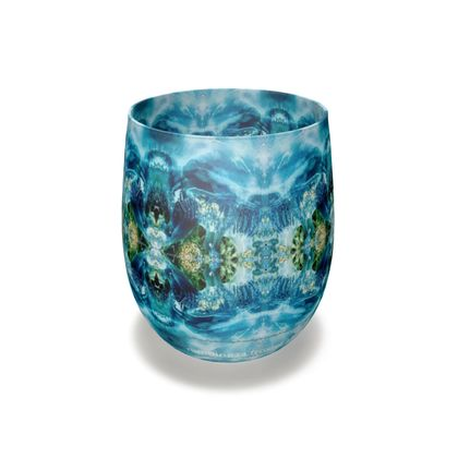 frosted MEDUSA VI Wasserglas
