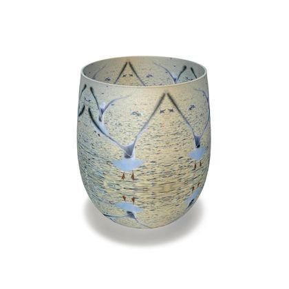 Möwe AGATHE KÜnstler Glas