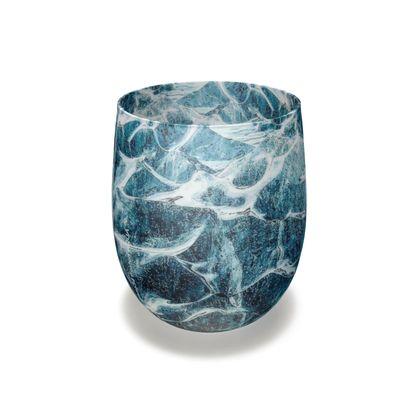 Frosted Aqua I