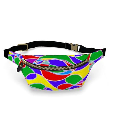 Fanny Pack - Colours of Summer Design