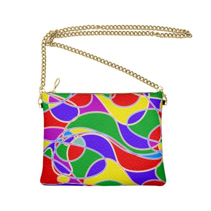 Crossbody Bag With Chain 'Colours of Summer' Classic
