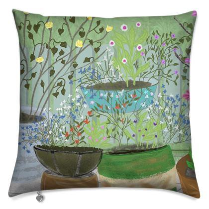 Sunny Days Cushion