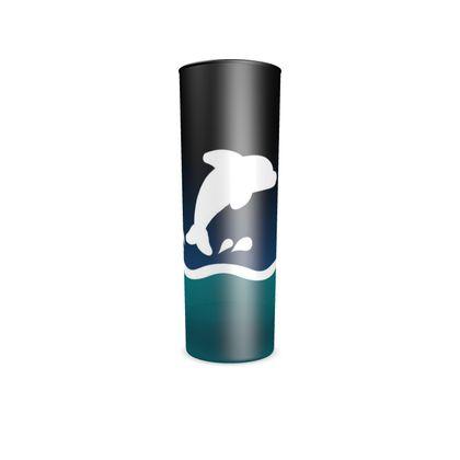 Hi Ball Glass - Dolphin