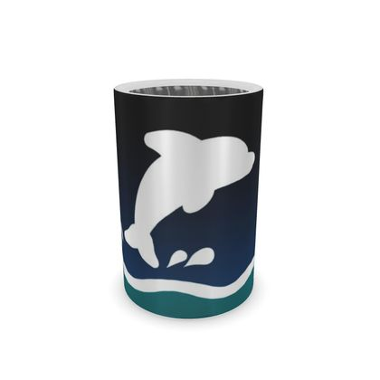 Wine Bottle Cooler - Dolphin