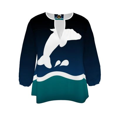 Blouse - Dolphin