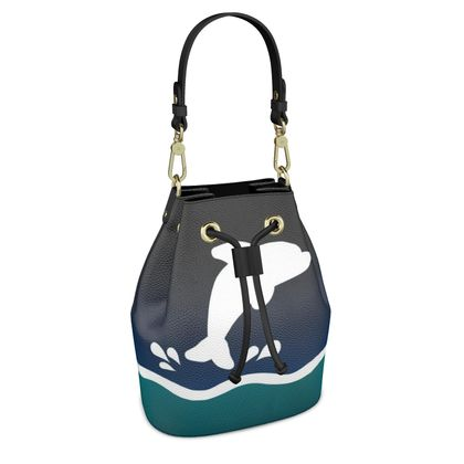 Bucket Bag - Dolphin