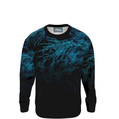 Flossie Unisex Sinuous Sweatshirt
