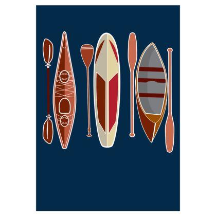 Paddle Passion Double Deckchair