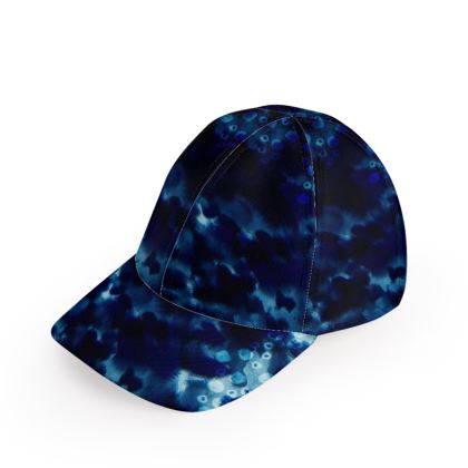 Shibori Baseball Cap