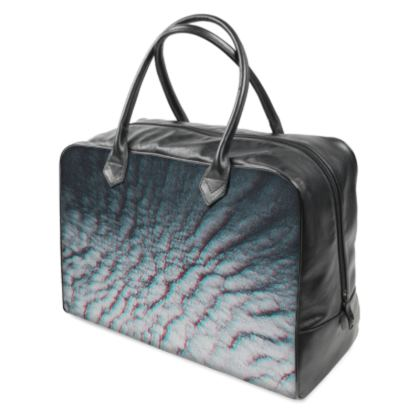 "Holdall ""Clouds in Aspic"""